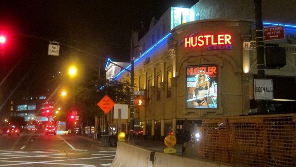 Larry Flint's Hustler Club